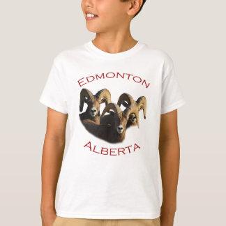 Camiseta Edmonton, Alberta