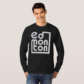 Camiseta Edmonton em uma camisola da caixa