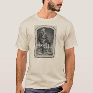 Camiseta Edmund Ruffin, comedor de fogo rebelde & seu rant.