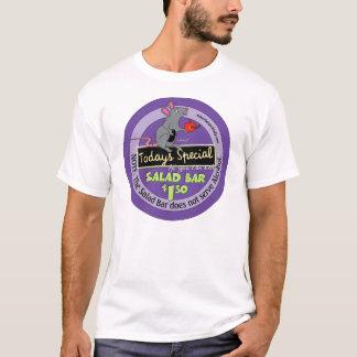 Camiseta Edna a senhora Desenhos animados do almoço