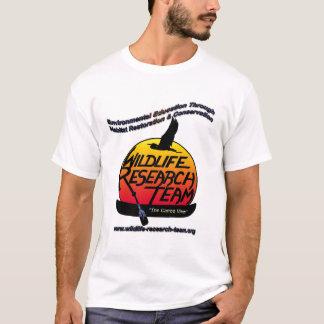 Camiseta Educação ambiental do WRT