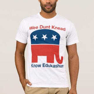 Camiseta Edukashun - o t-shirt dos homens