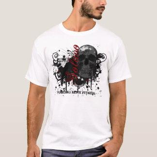 Camiseta EDUN vivem o T das mulheres