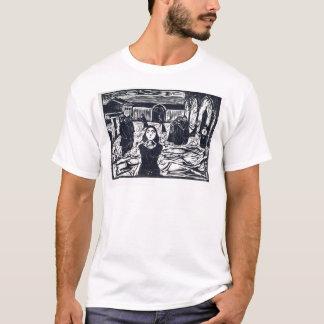 Camiseta Edvard Munch os pretendentes a última hora