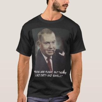 Camiseta Edwin J. Monte T-shirt! (Sim, nós possuímos os