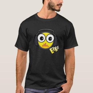 Camiseta EEK do DJ (preto básico)