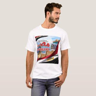 Camiseta Egípcio e orgulhoso