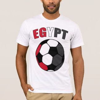 Camiseta Egipto Footy (luz)