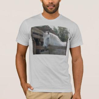 Camiseta Égua do esboço de Percheron