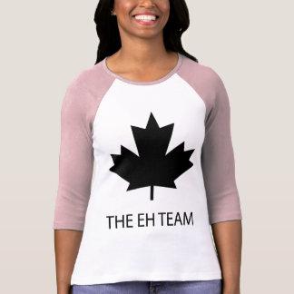 Camiseta Eh a equipe