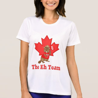 Camiseta Eh castor da equipe