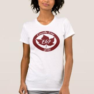 Camiseta Eh dia 2015 de Canadá