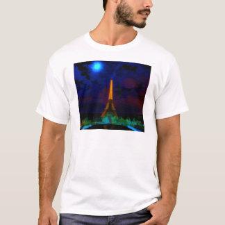 Camiseta Eiffel_Tower_by_nightwaterlarge22