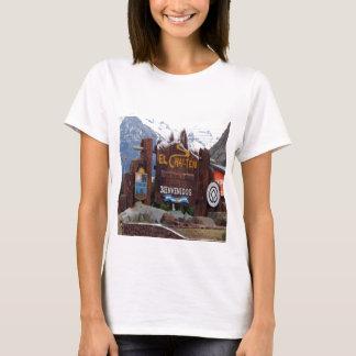 Camiseta EL Chalten, Patagonia, Argentina