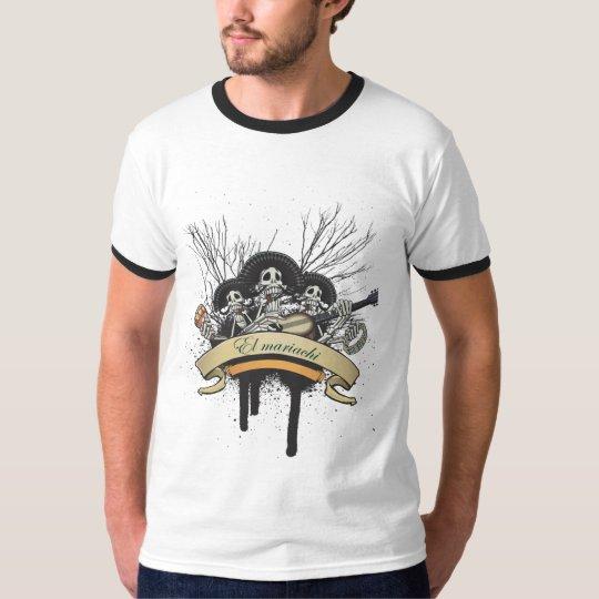 Camiseta el mariachi