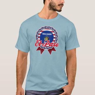 Camiseta El Paso, WI