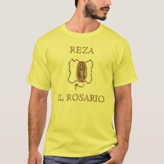 CAMISETA EL ROSARIO DE REZA