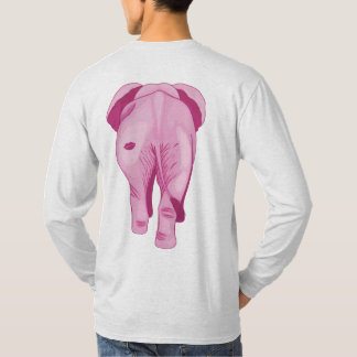Camiseta Elefante cor-de-rosa SWAK
