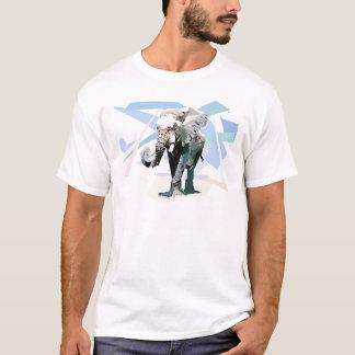 Camiseta elefante da África