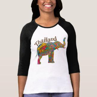 Camiseta Elefante de Tailândia