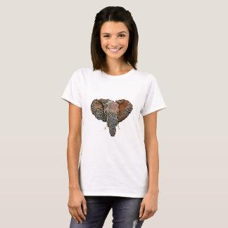 Camiseta Elefante do Henna