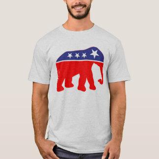 Camiseta Elefante modernizado do GOP