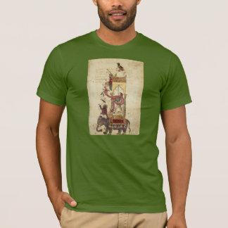 Camiseta Elefante-Pulso de disparo dos autômatos