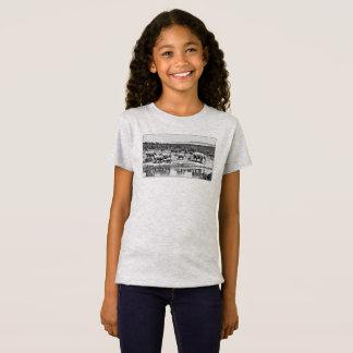 Camiseta Elefantes de Bush do africano, t-shirt dos animais