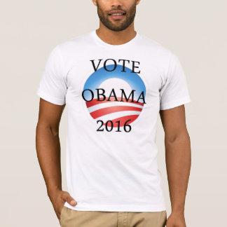 Camiseta Eleição presidencial de Barack Obama 2016 do voto
