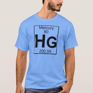 Camiseta Elemento 080 - Hectogramas - Mercury (cheio)