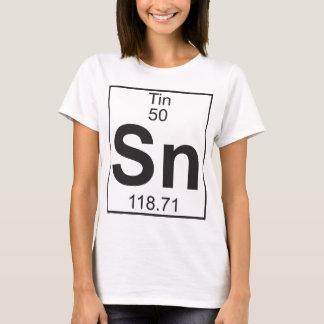 Camiseta Elemento 50 - sn (lata)