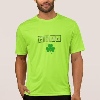 Camiseta Elemento químico irlandês Zf5yk