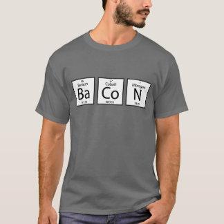 Camiseta Elementos do bacon