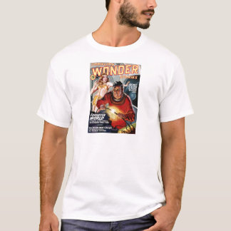 Camiseta Eletricista do espaço
