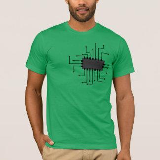 Camiseta eletrônico