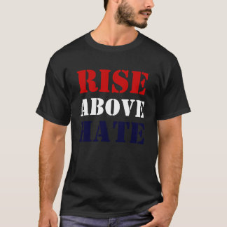 Camiseta Elevação acima do ódio