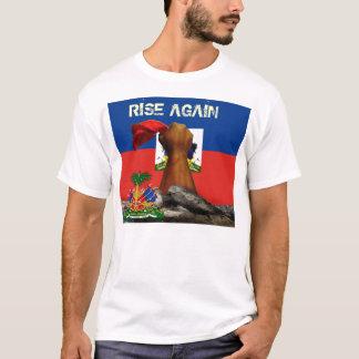 Camiseta Elevação de Haiti