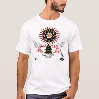 Camiseta Elevação do FS-Sun dos homens