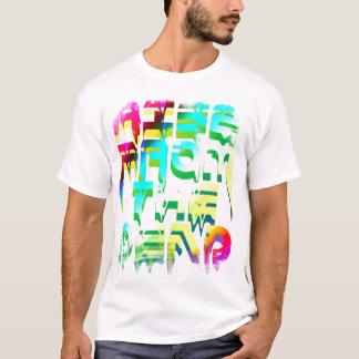 Camiseta Elevação do morto