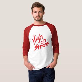 Camiseta Elevação no esforço visto na vingança dos nerd