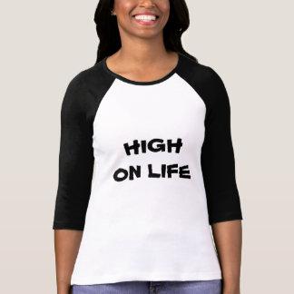 Camiseta Elevação no t-shirt da vida