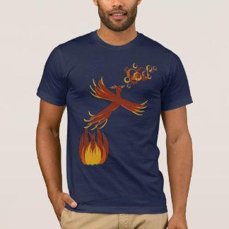 Camiseta Elevações de Phoenix que cantam o t-shirt