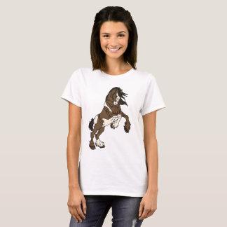 Camiseta Elevando Clydesdale