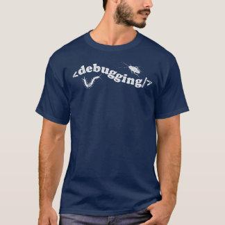 Camiseta Eliminação de erros-Código