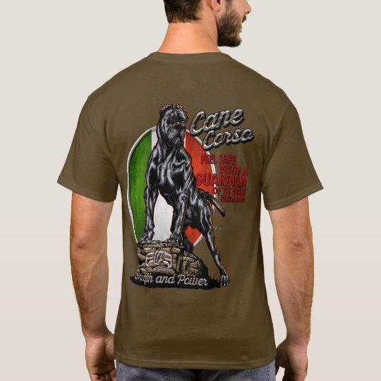 Camiseta ELITE Cane Corso Guradian