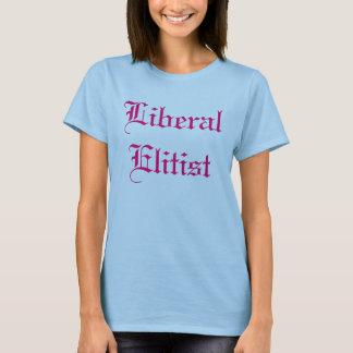 Camiseta Elitista liberal