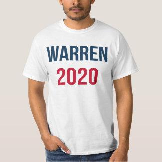 Camiseta Elizabeth Warren para o presidente 2020