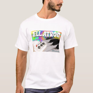 Camiseta Ellatron para homens