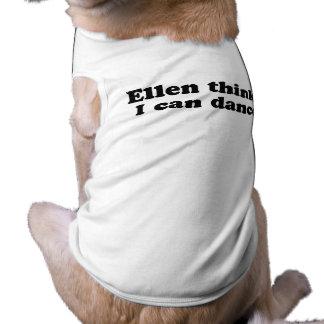 Camiseta Ellen pensa que eu posso dance.png