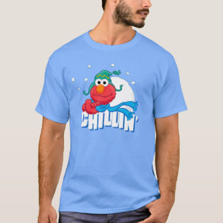 Camiseta Elmo Chillin